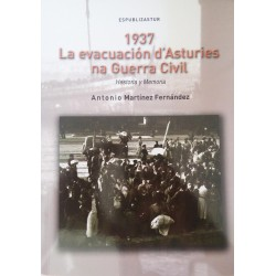 1937, La evacuación...